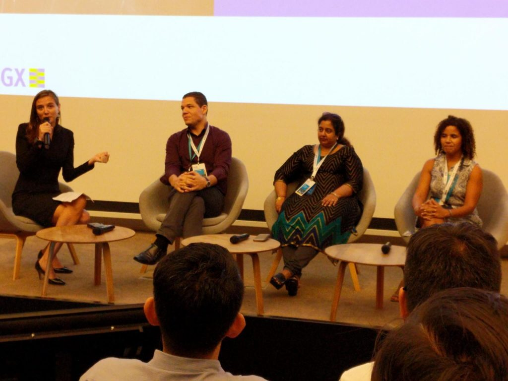 Dr. Shonali Krishnaswamy, CTO AIDA Technologies attended the SGX Technology Simposium - AiDA Technologies