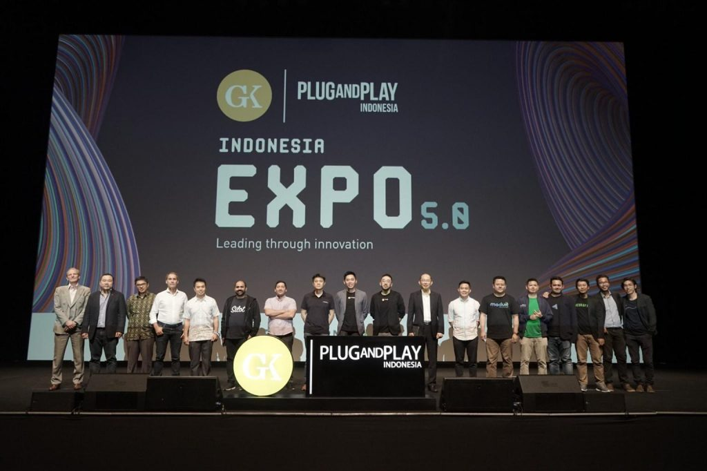 Dr. Andrew Ang, COO of AIDA Technologies participated in the Plug and Play Indonesia - AiDA Technologies